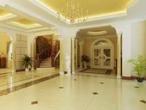 Interior living-room Royalty Free Stock Photos
