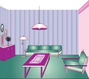 Interior Living room Royalty Free Stock Photo