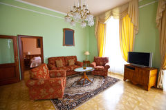 Interior of  living room Royalty Free Stock Photo