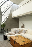 Interior, living room Stock Image