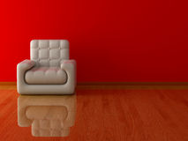Interior of a living room. Royalty Free Stock Photo