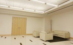 Interior of Lobby Royalty Free Stock Photos