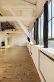 Interior loft Stock Photography