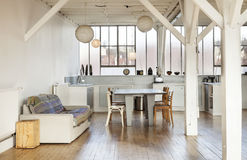 Interior loft Royalty Free Stock Image