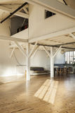Interior loft Stock Photo