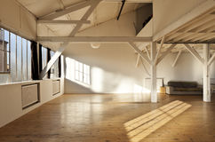 Interior loft Stock Photos