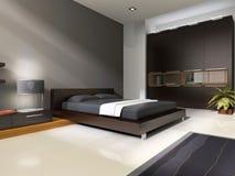 Interior a los dormitorios