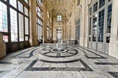 Interior luxuoso fotografia de stock royalty free