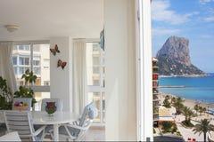 Interior luxuoso de um apartament Fotografia de Stock Royalty Free