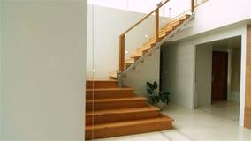Interior luxuoso do apartamento ilustração do vetor