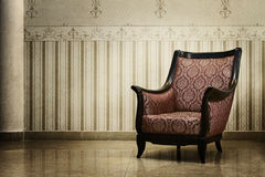 Interior luxuoso do vintage Imagem de Stock Royalty Free