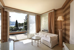 Interior luxury apartment Royalty Free Stock Photo