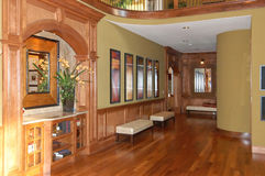 Interior of luxury home no.2 Royalty Free Stock Photos