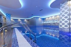 Interior of a luxury spa center Stock Photo