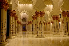 Interior magnífico Foto de archivo libre de regalías