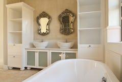 Interior- main bathroom Stock Photography