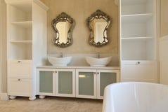 Interior- main bathroom Royalty Free Stock Photography