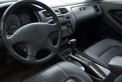 Interior mais velho do automóvel Fotografia de Stock Royalty Free