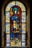 Interior majestuoso de la Abadía-iglesia de San Pedro y de Saint Paul Foto de archivo libre de regalías