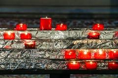 Interior majestuoso de la Abadía-iglesia de San Pedro y de Saint Paul Imagen de archivo