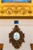 Interior in MAK - Austrian Museum of Applied Arts Royalty Free Stock Photos
