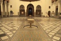 Interior of Marrakech museum, Morocco Stock Image