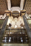 Interior the mausoleum of Sultan Qalawun, Old Cairo, Egypt Royalty Free Stock Photography