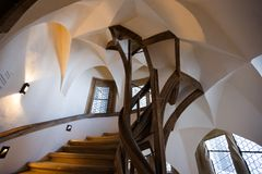 Interior of Meissen castle Stock Photos