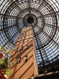 Interior of Melbourne Central Shopping Centre Stock Photography