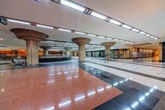 Interior of metro station Stock Photo
