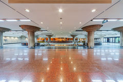 Interior of metro station Stock Photos