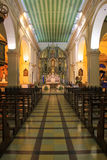 Interior of Metropolitan Cathedral of Our Lady of the Assumption Stock Photos