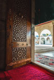 Interior of Mihrimah Sultan Mosque Stock Photo