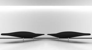 Interior minimal Stock Image