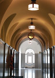 Interior of the Missouri State Capitol Stock Photography