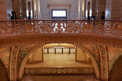 Interior of the Missouri State Capitol Stock Photo