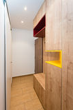 Interior of modern apartment Royalty Free Stock Images
