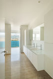 Interior, modern bathroom Stock Photo