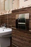 Interior modern bathroom Royalty Free Stock Photography