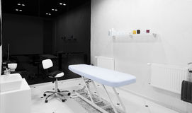 Interior of modern beauty salon Royalty Free Stock Photography