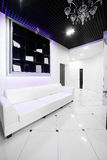 Interior of modern beauty salon Royalty Free Stock Images