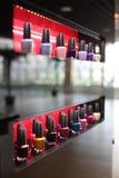 Interior of modern beauty salon Royalty Free Stock Photo