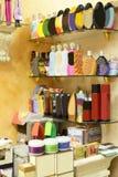 Interior of modern beauty salon Stock Images