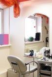 Interior of modern beauty salon Stock Photography