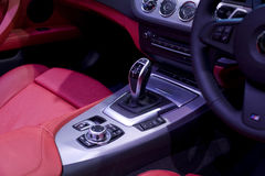 Interior of the modern car Royalty Free Stock Image