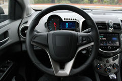 Interior Modern Car Stock Images