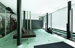 Interior, modern design Royalty Free Stock Image