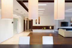 Interior in modern design Stock Photography