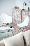 Interior of a modern flat Royalty Free Stock Image