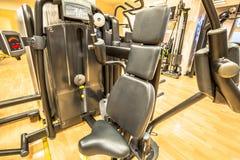 Interior of gym Stock Photo